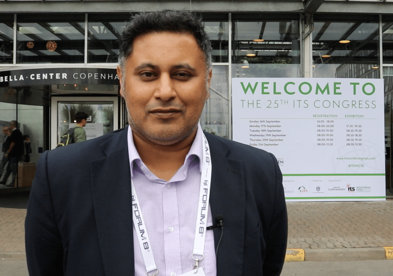 ICAV attends ITS World Congress 2018 in Copenhagen